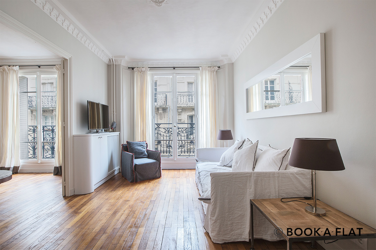 Appartement Paris Rue Auguste Bartholdi 2