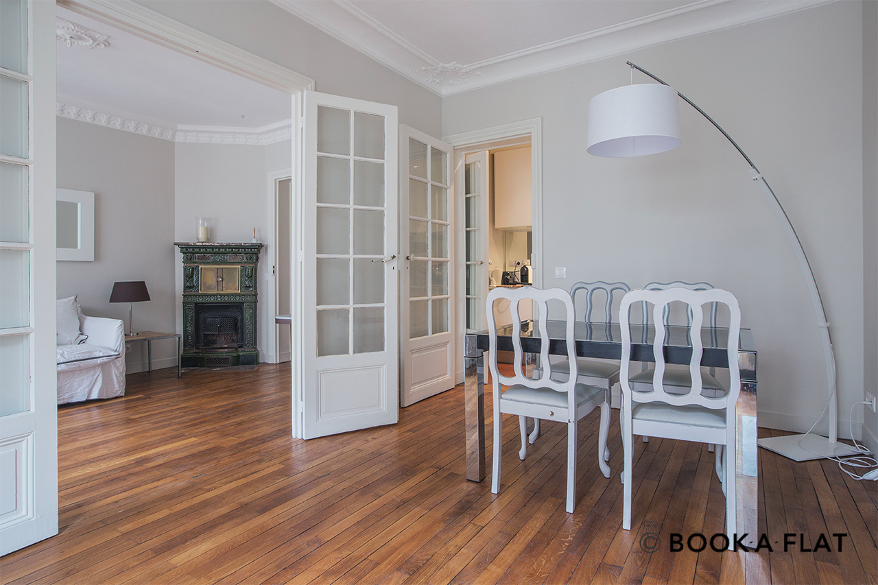 Appartement Paris Rue Auguste Bartholdi 4