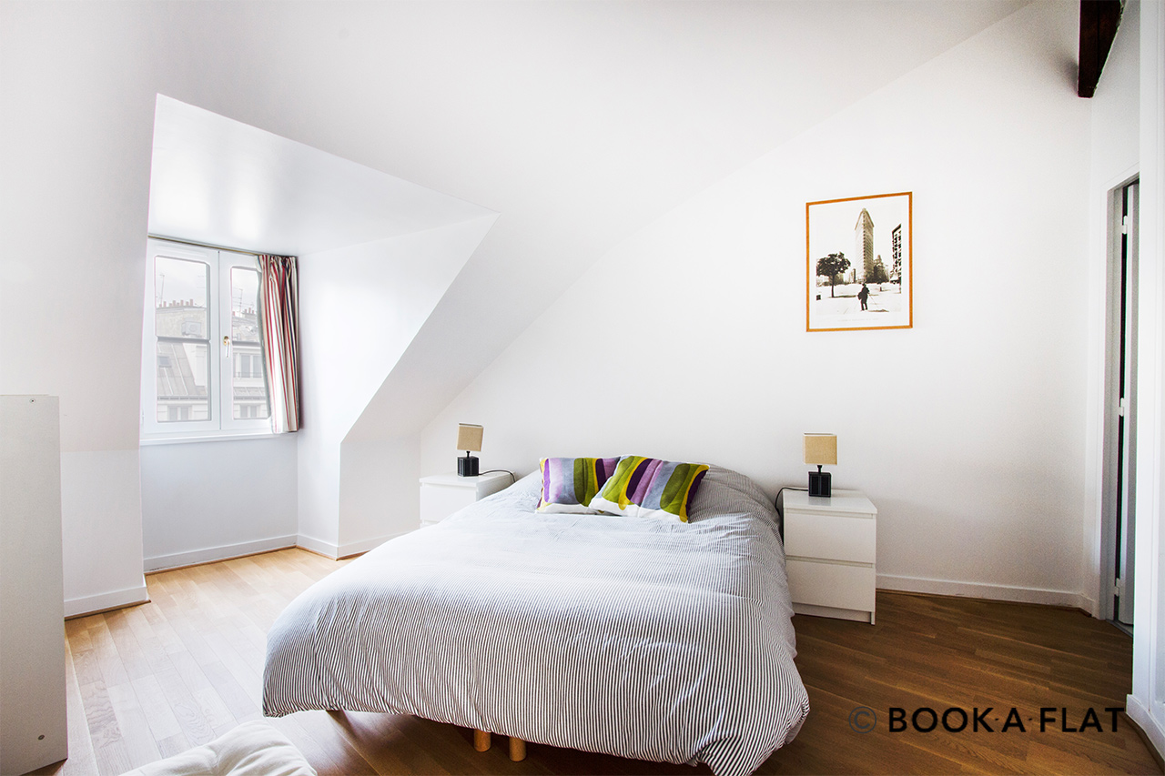 Apartment Paris Rue Vignon 9