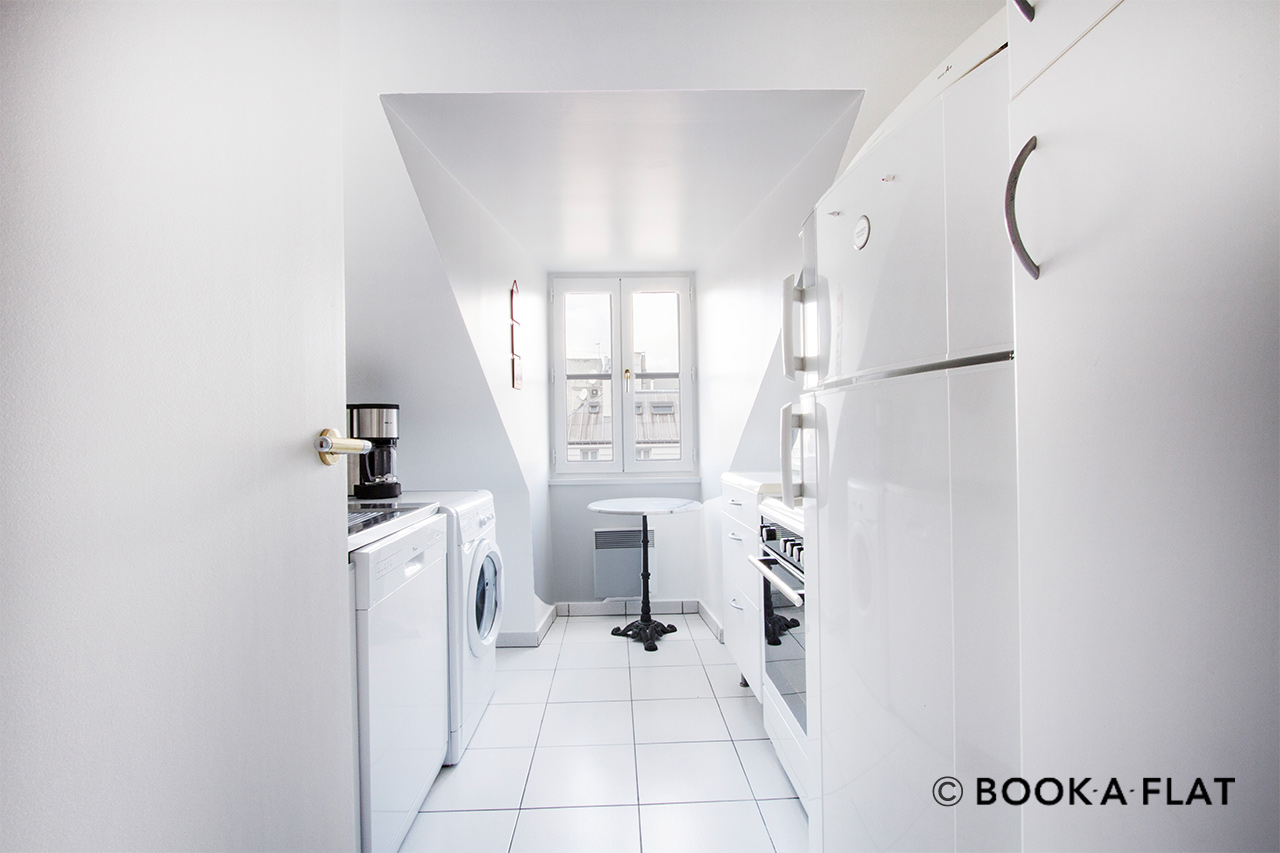 Apartment Paris Rue Vignon 7