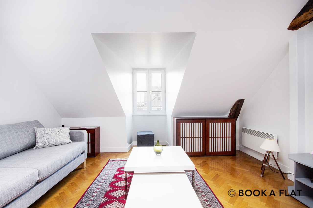Apartment Paris Rue Vignon 2