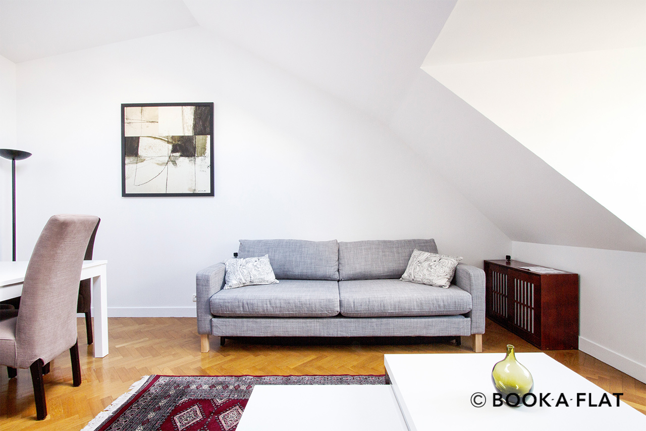 Apartment Paris Rue Vignon 3
