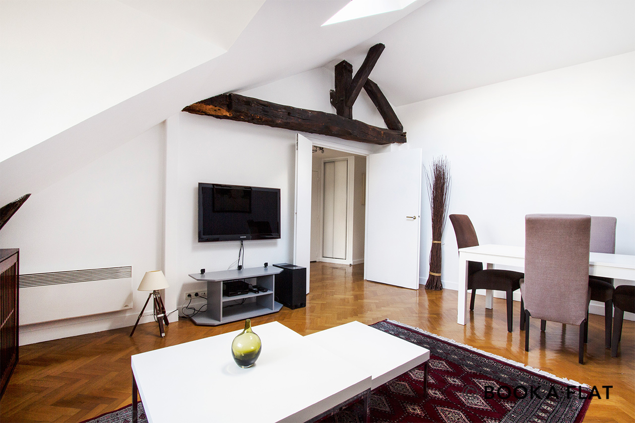 Apartment Paris Rue Vignon 5