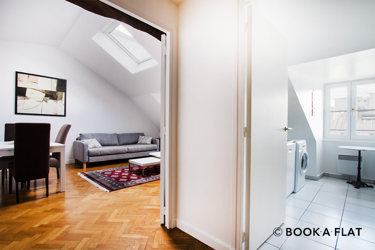 Apartment Paris Rue Vignon 6