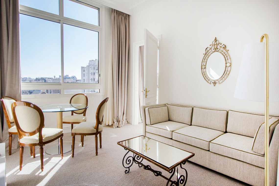 Apartment Paris Boulevard Exelmans 3