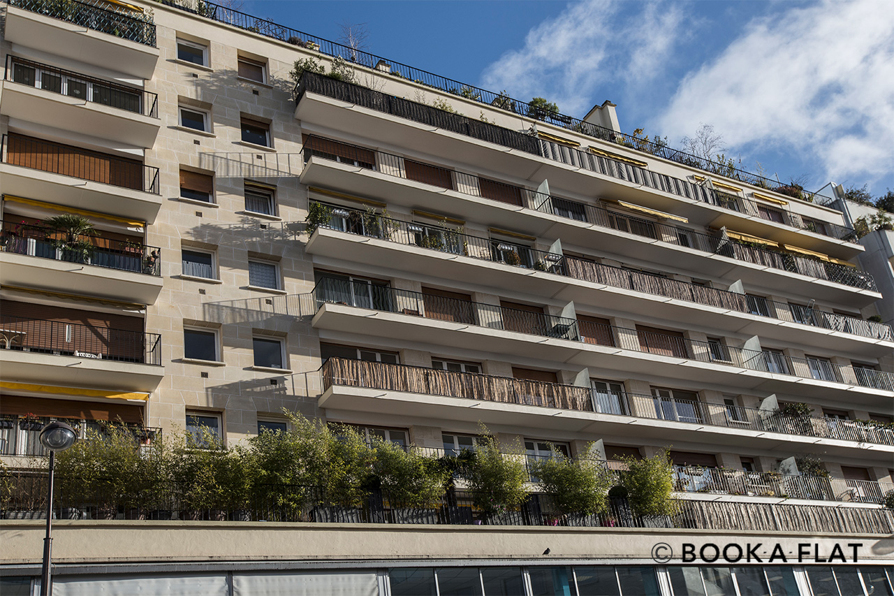 Apartment Paris Rue de Reuilly 13