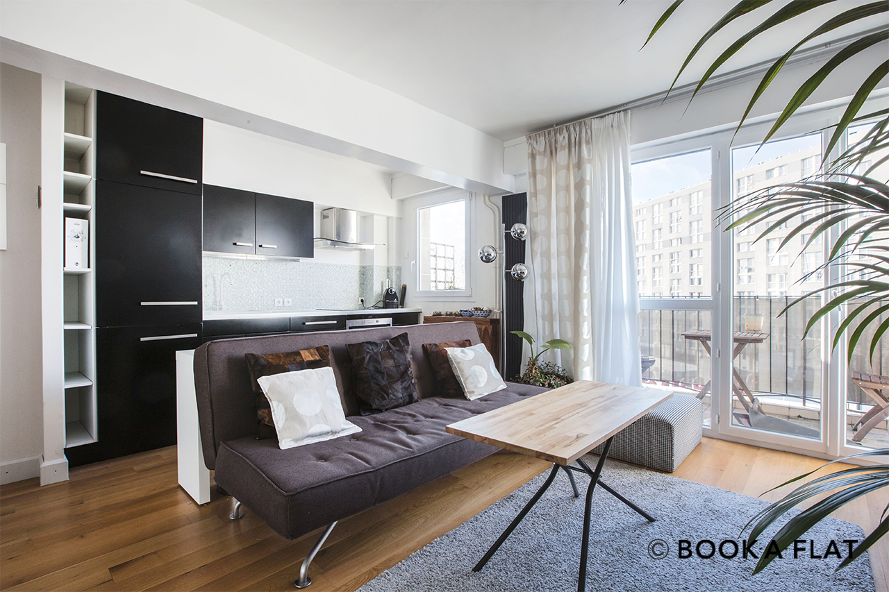 Furnished apartment for rent Paris Rue de Reuilly