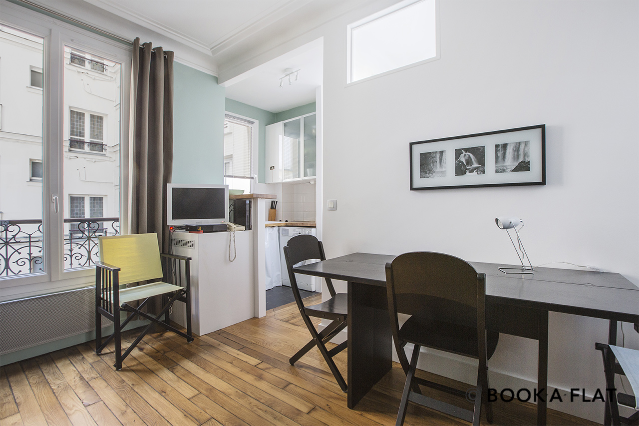 Appartement Paris Rue Charles Divry 4