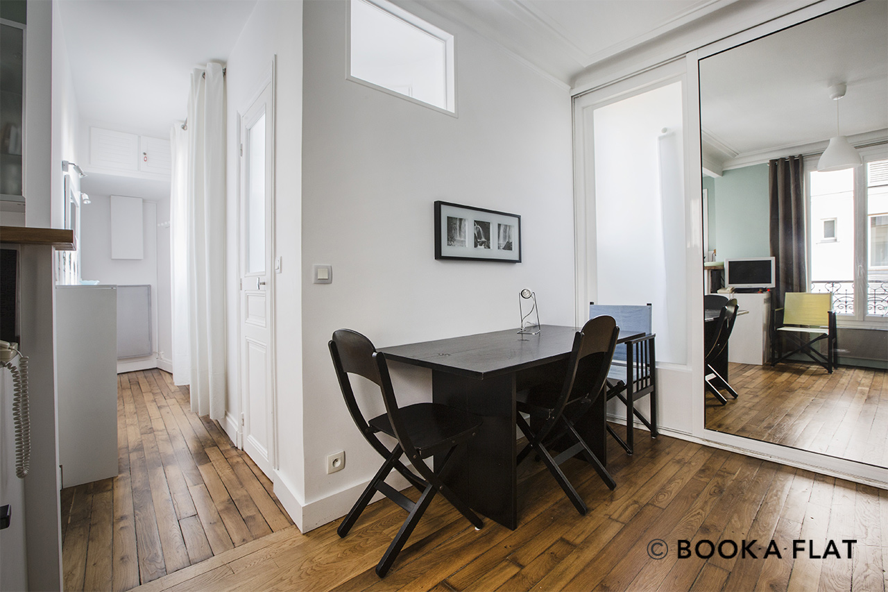 Appartement Paris Rue Charles Divry 5