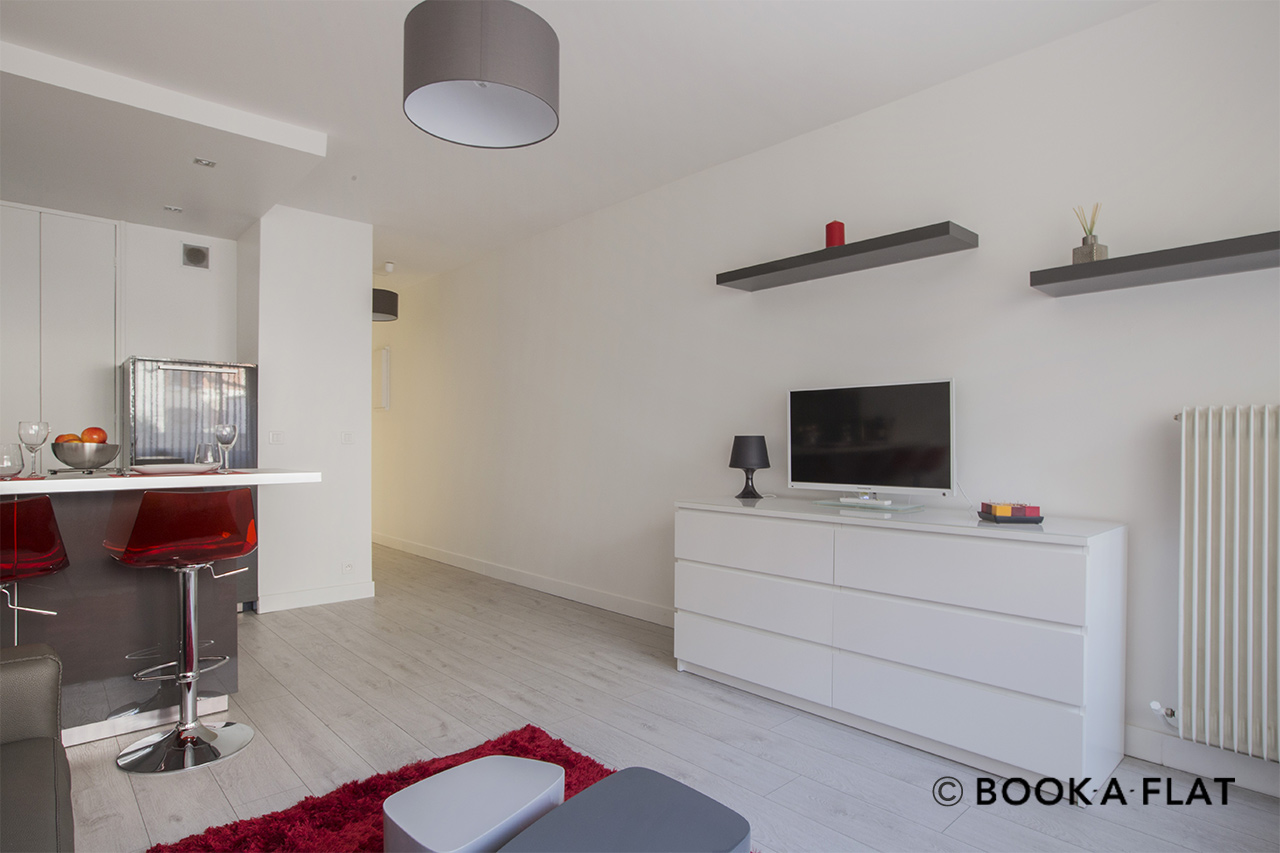 Appartement Paris Rue du Poteau 2