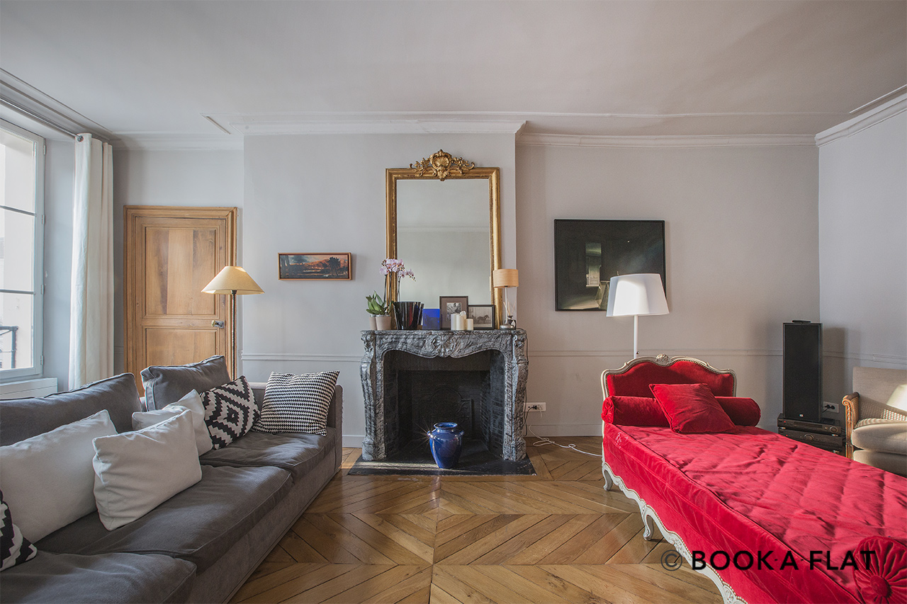 Location appartement meubl rue du cherche midi paris for Appartement meuble paris 16