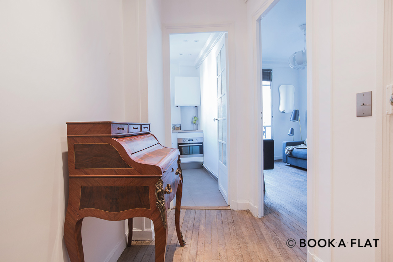 Appartement Paris Avenue Hoche 6