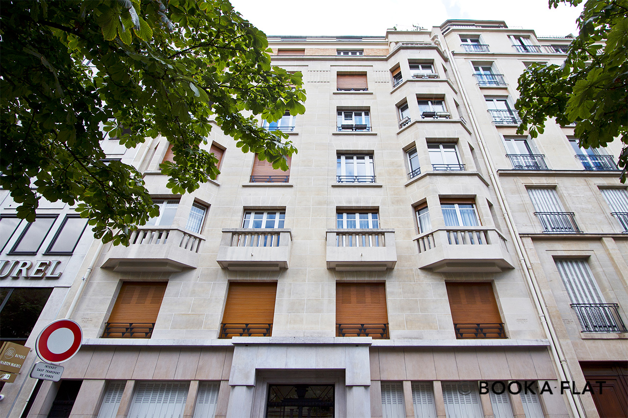 Appartement Paris Avenue Hoche 10