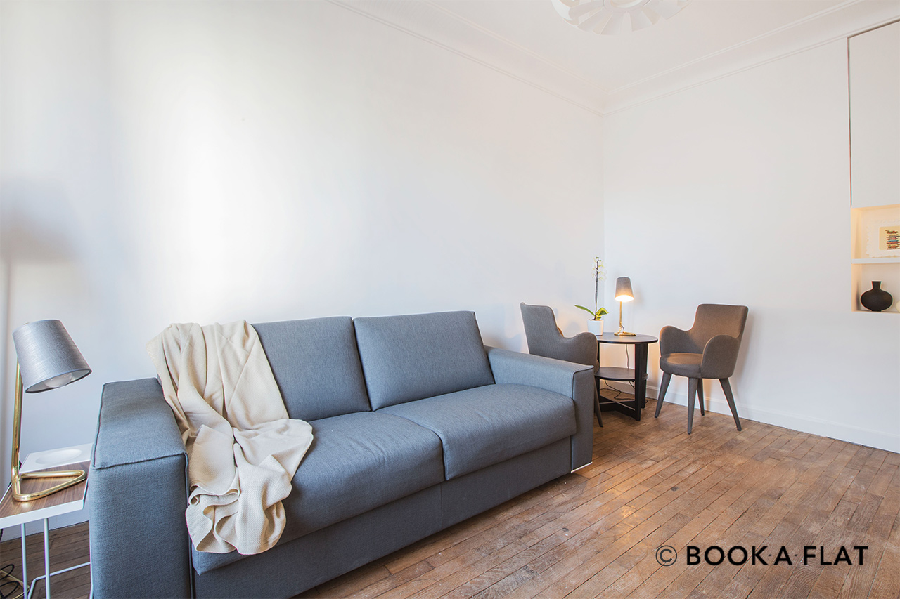 Appartement Paris Avenue Hoche 2