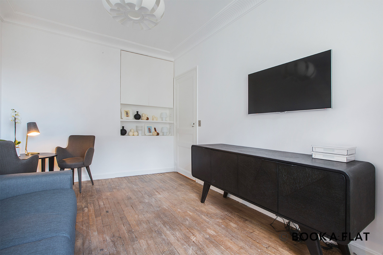Appartement Paris Avenue Hoche 5