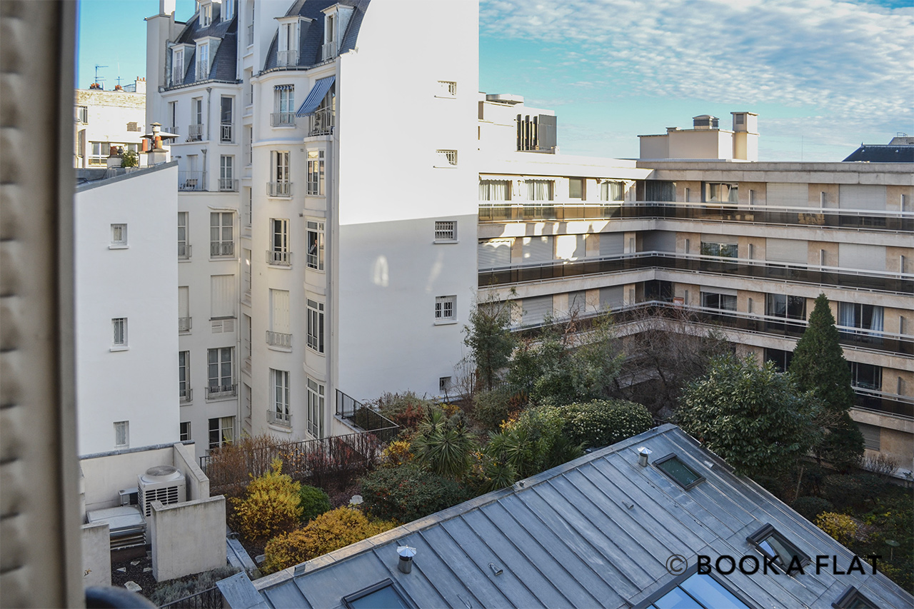 Appartement Paris Avenue Hoche 9