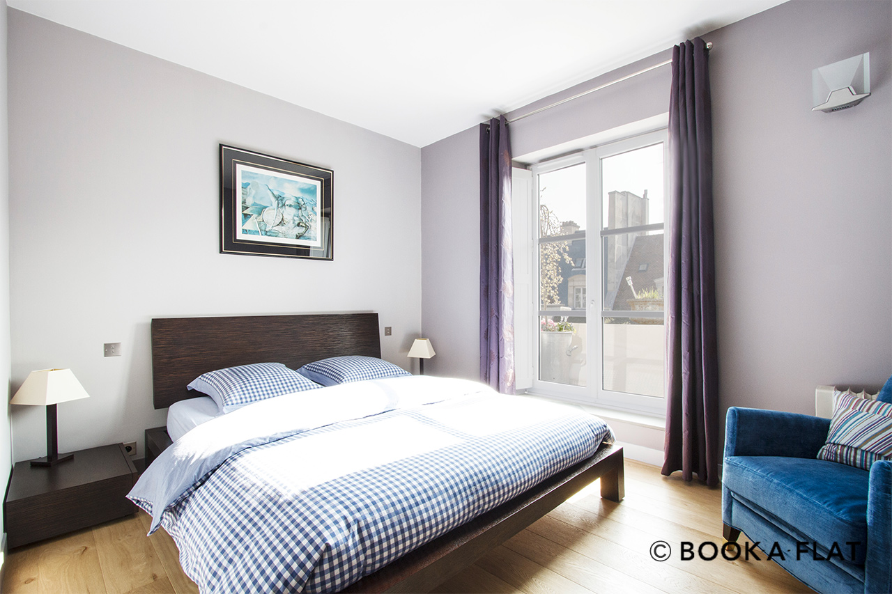 Apartamento Paris Rue du Parc Royal 7