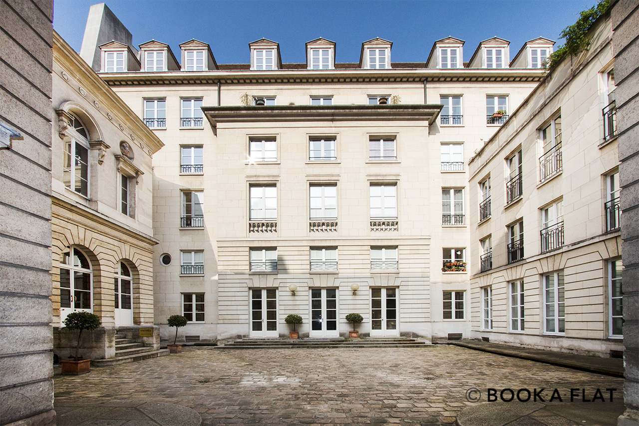 Apartamento Paris Rue du Parc Royal 12