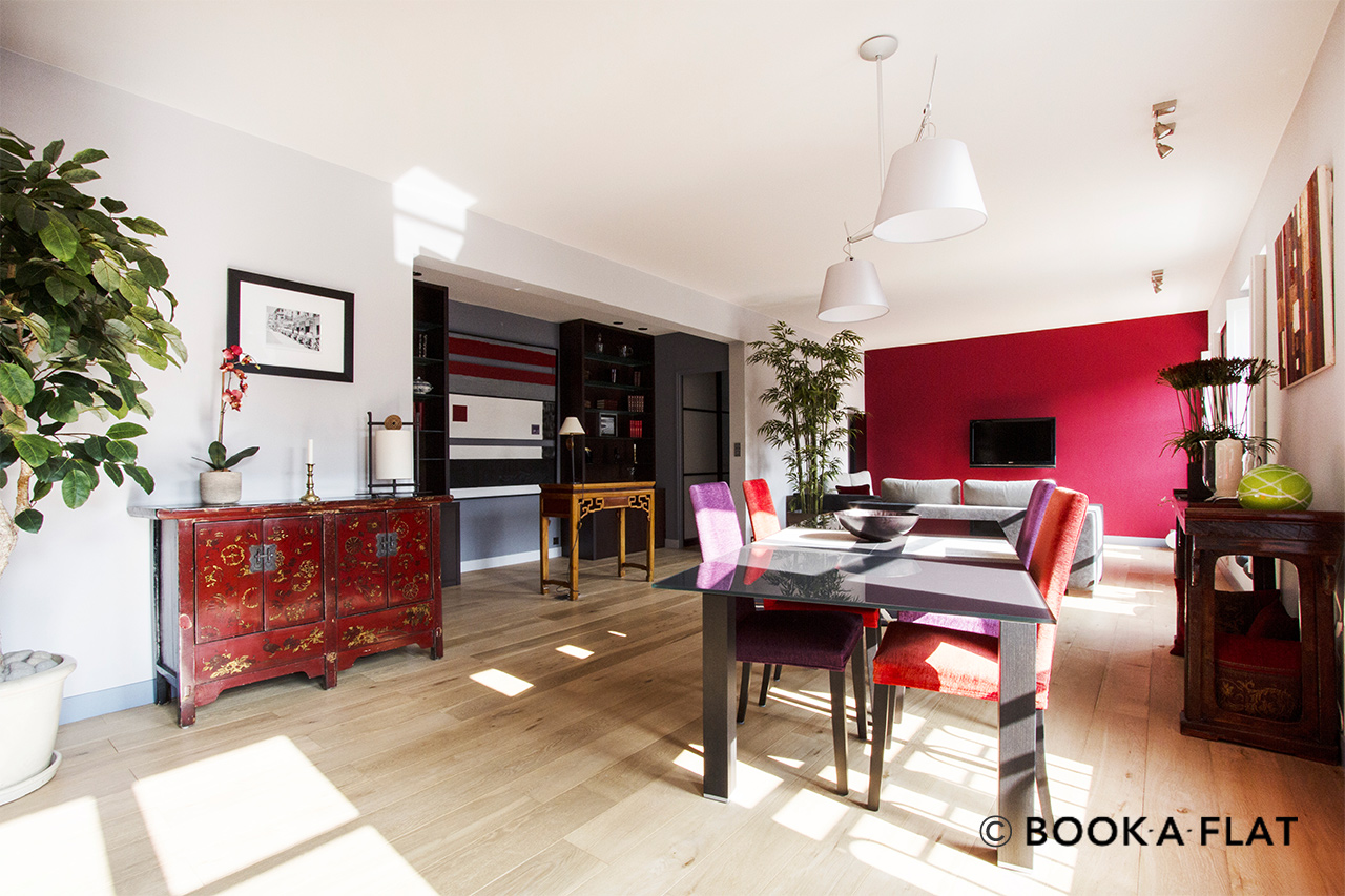 Apartamento Paris Rue du Parc Royal 2