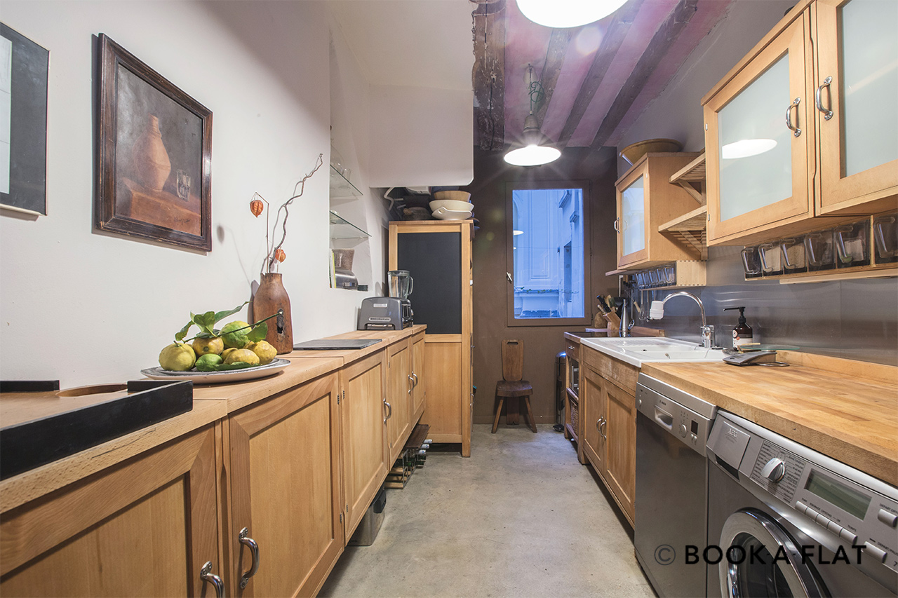 Apartment Paris Rue Tiquetonne 7
