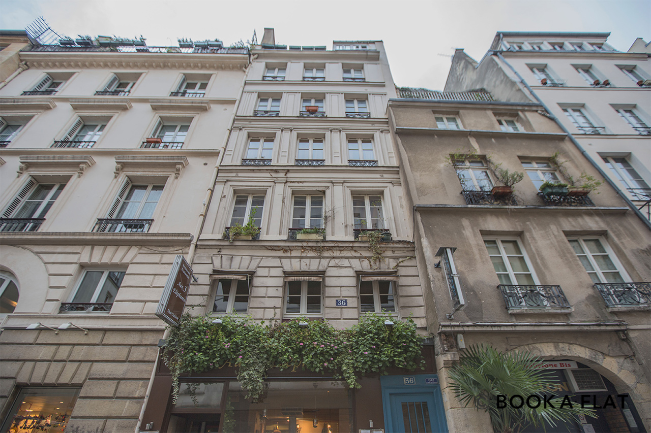 Apartment Paris Rue Tiquetonne 12