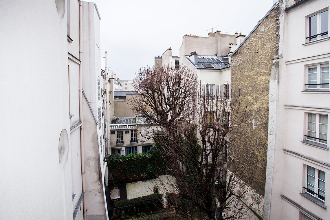 Apartment Paris Rue de Verneuil 12
