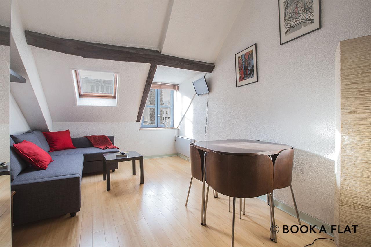 Location studio meubl rue du faubourg saint antoine paris ref 10463 - Meubles faubourg saint antoine ...