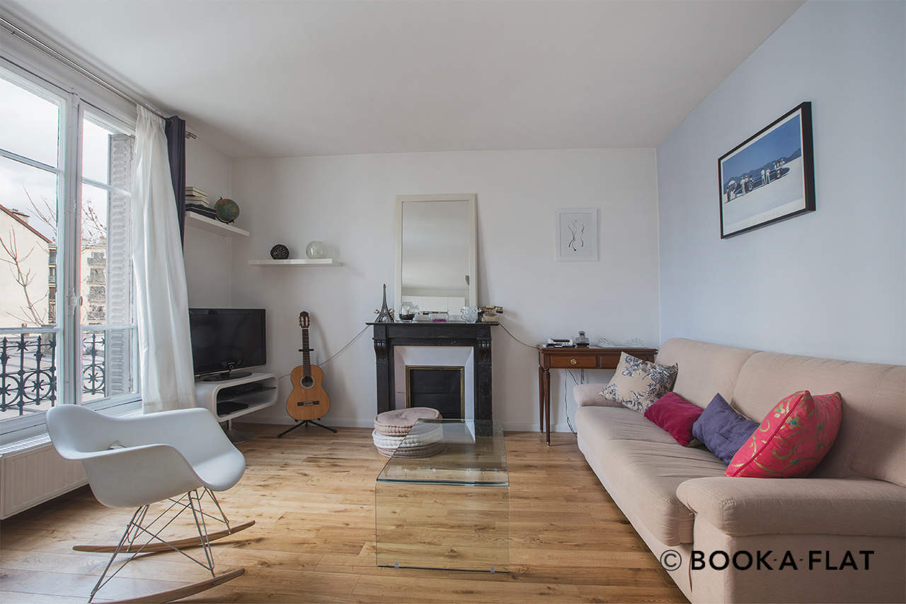 Neuilly-sur-Seine Rue des Huissiers Apartment for rent