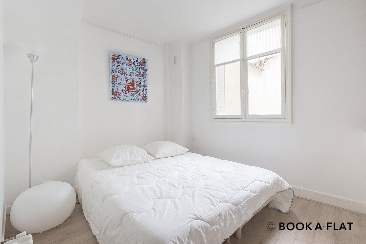 Apartment Paris Rue Alasseur 7