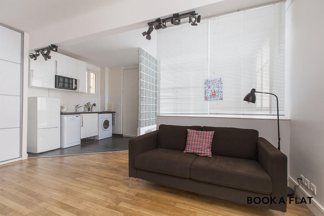 Apartment Paris Rue Alasseur 2