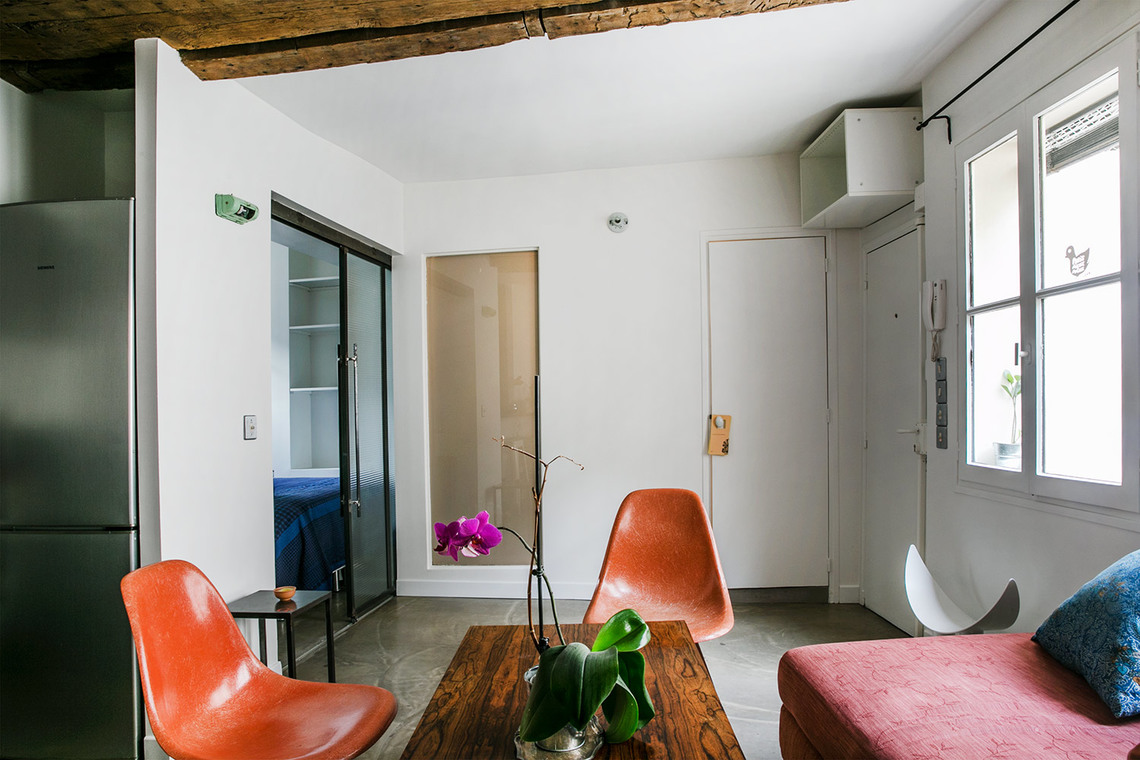 Apartment Paris Rue Montorgueil 5