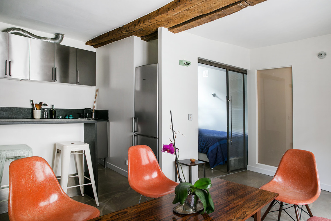 Apartment Paris Rue Montorgueil 6