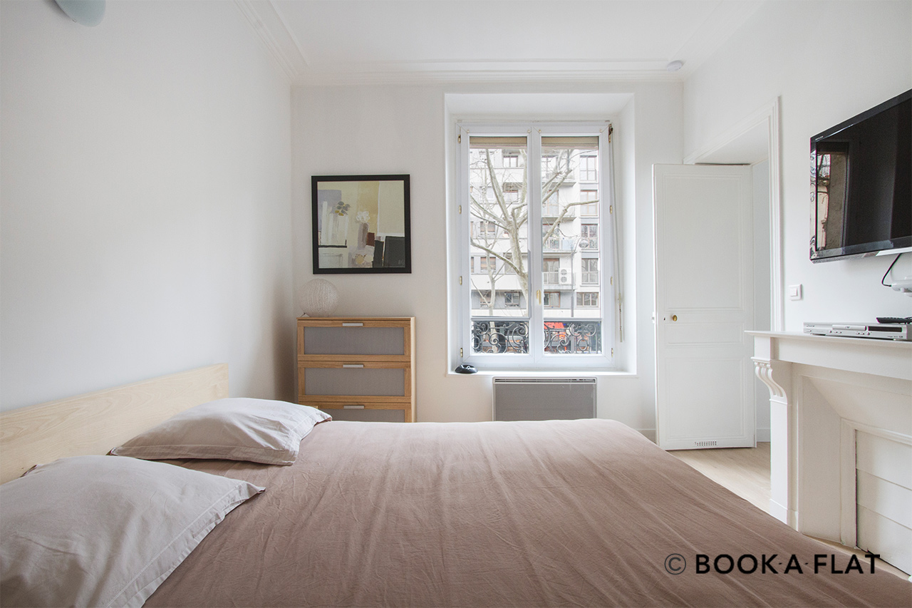 Appartement Paris Boulevard Voltaire 7