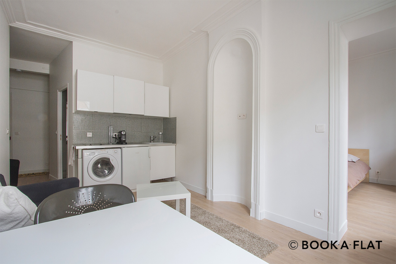 Appartement Paris Boulevard Voltaire 5