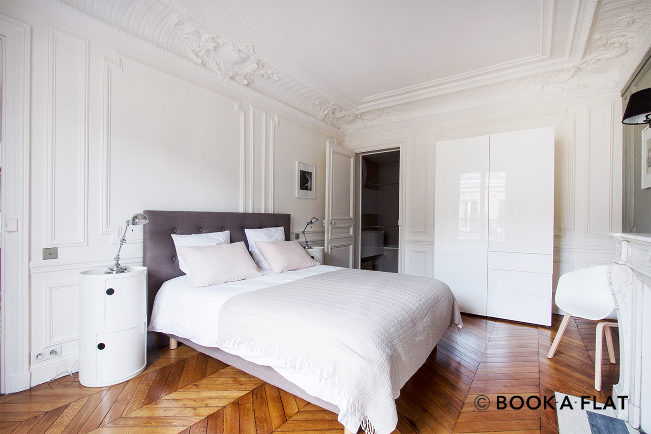 Appartamento Paris Rue Robert Estienne 9