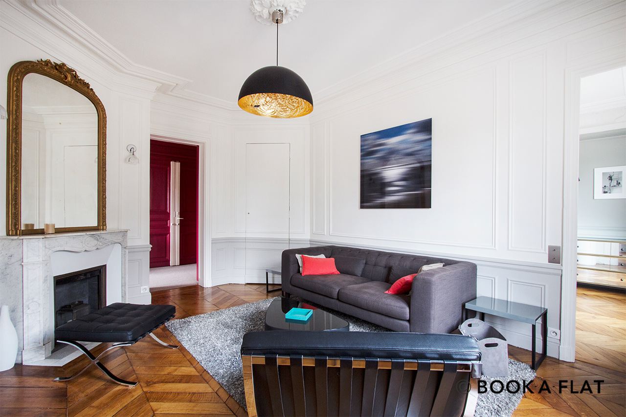 Paris Rue Robert Estienne Apartment for rent