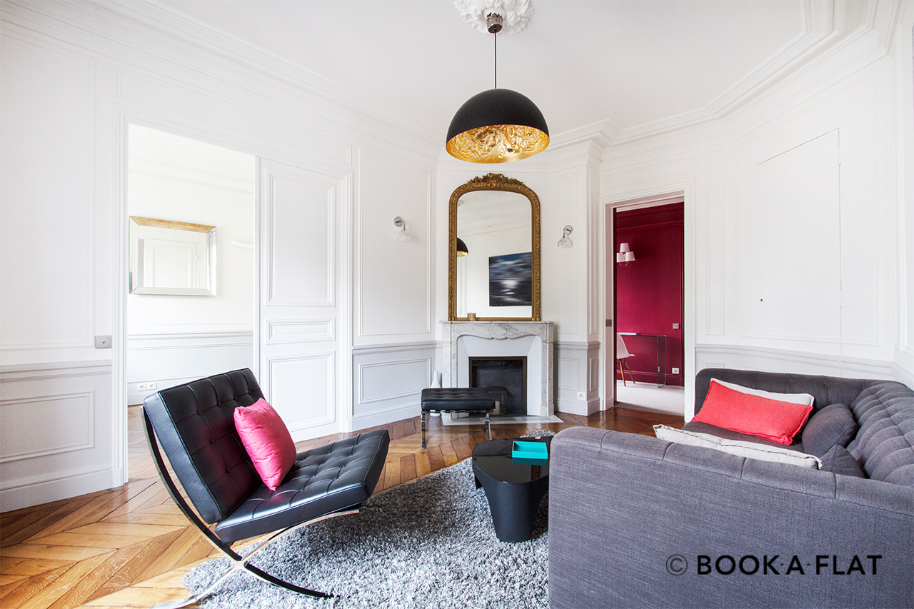 Appartamento Paris Rue Robert Estienne 3