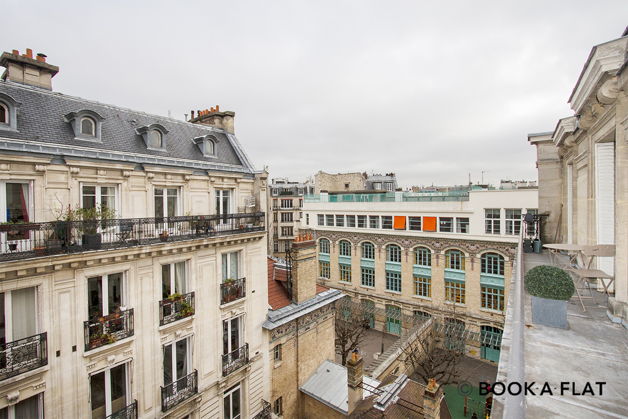 Appartamento Paris Rue Robert Estienne 13