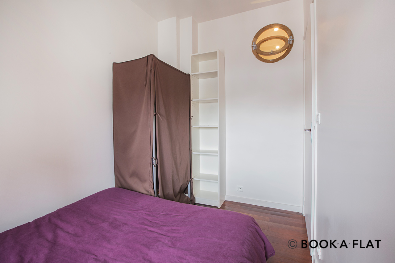 Apartment Paris Boulevard Malesherbes 10
