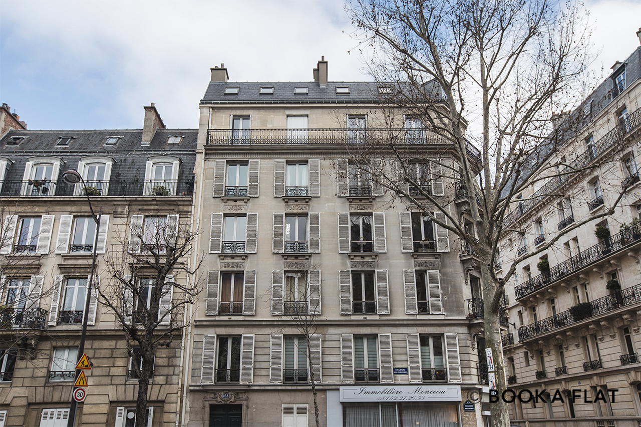 Appartement Paris Boulevard Malesherbes 12