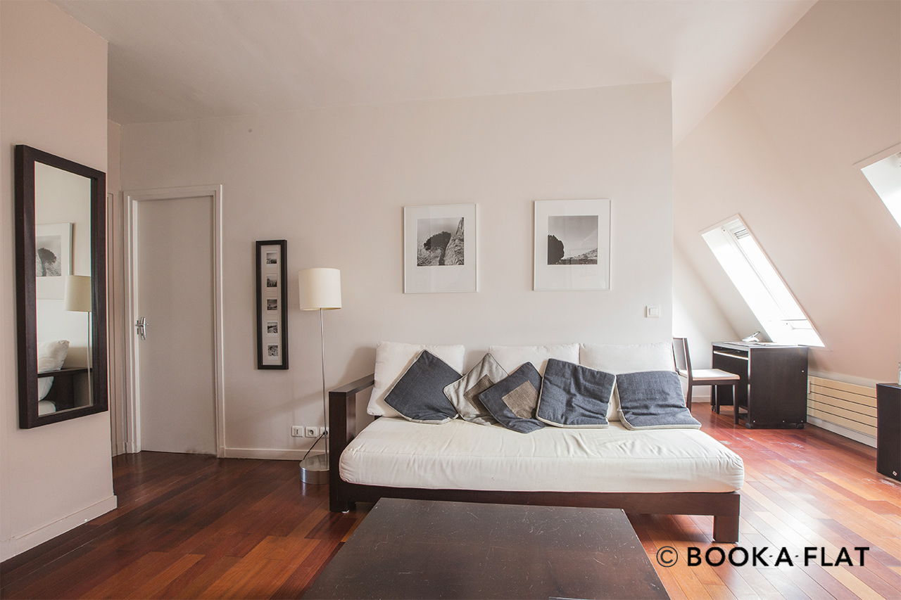 Paris Boulevard Malesherbes Apartment for rent