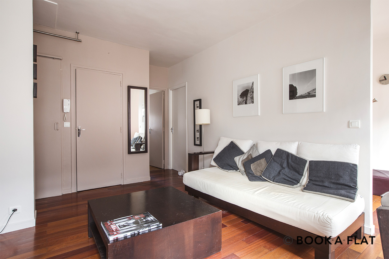 Apartment Paris Boulevard Malesherbes 3
