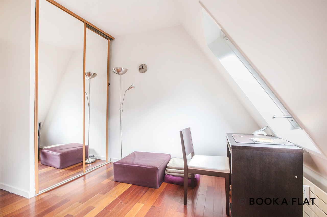 Apartment Paris Boulevard Malesherbes 5