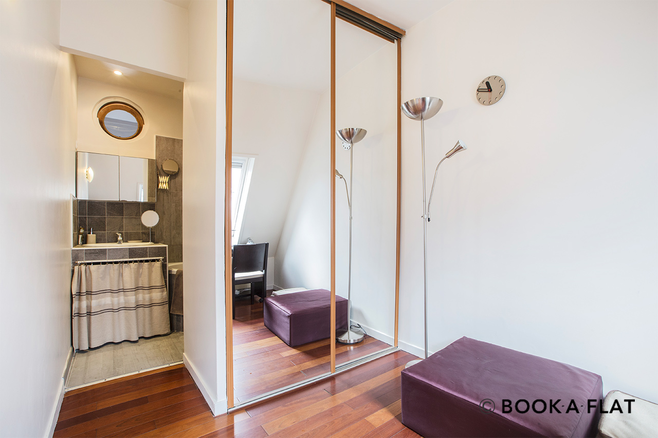 Apartment Paris Boulevard Malesherbes 6