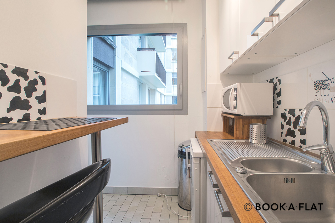 Appartement Paris Rue de la Pompe 7