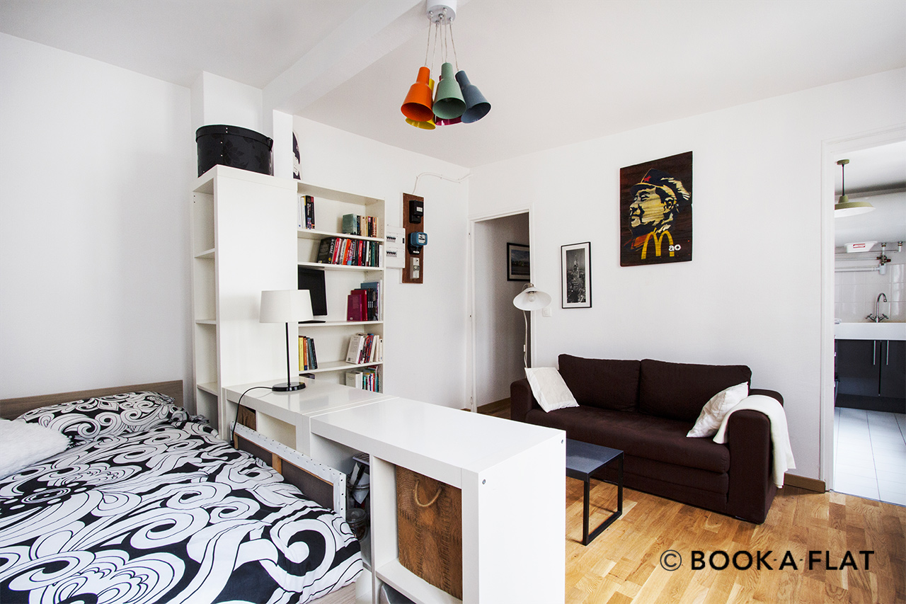 Apartment Paris Rue Muller 4