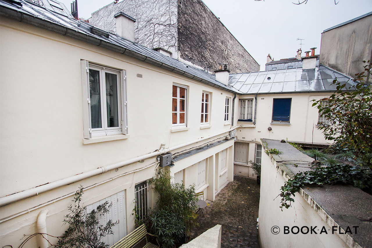 Apartment Paris Rue Muller 9