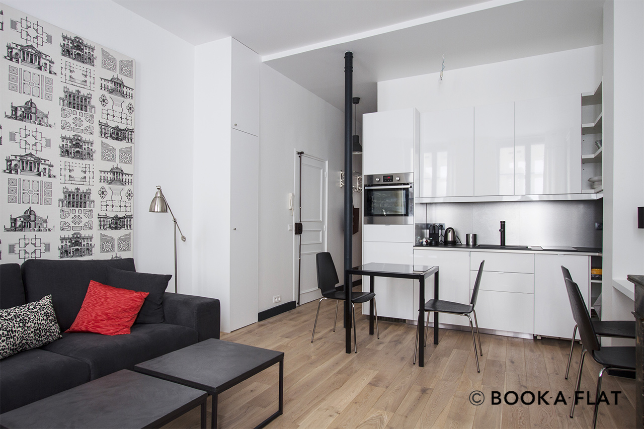 Appartement Paris Rue Henri Barbusse 3