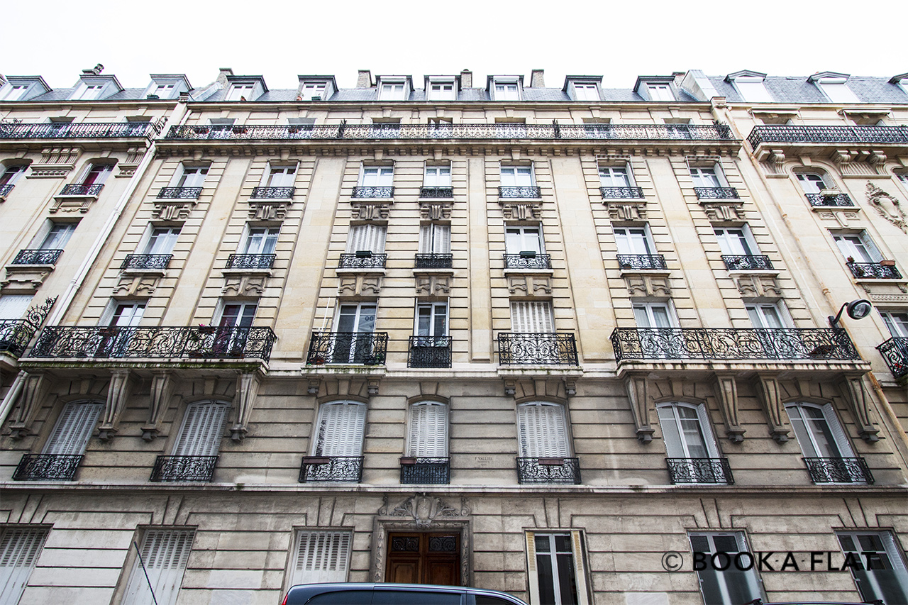 Appartement Paris Rue Jean Daudin 12