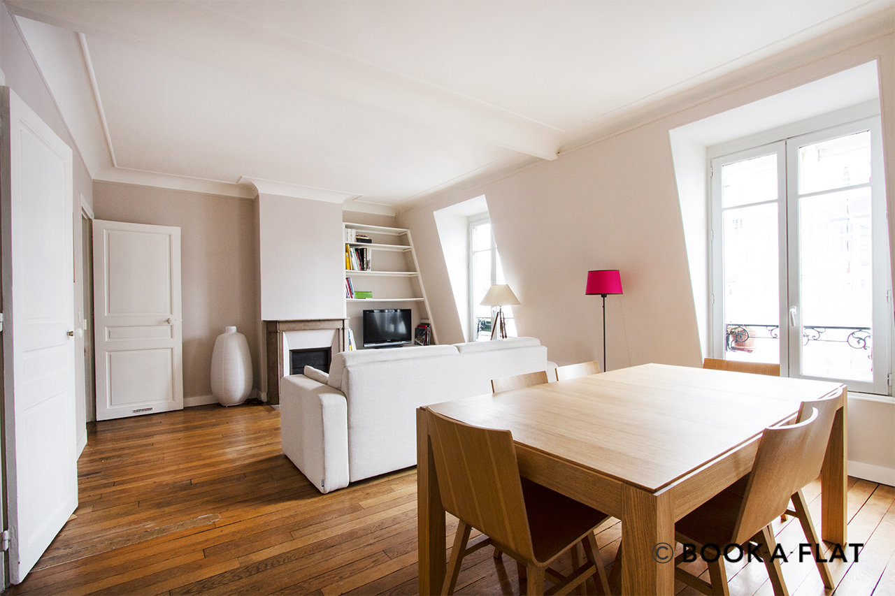 Appartement Paris Rue Jean Daudin 2